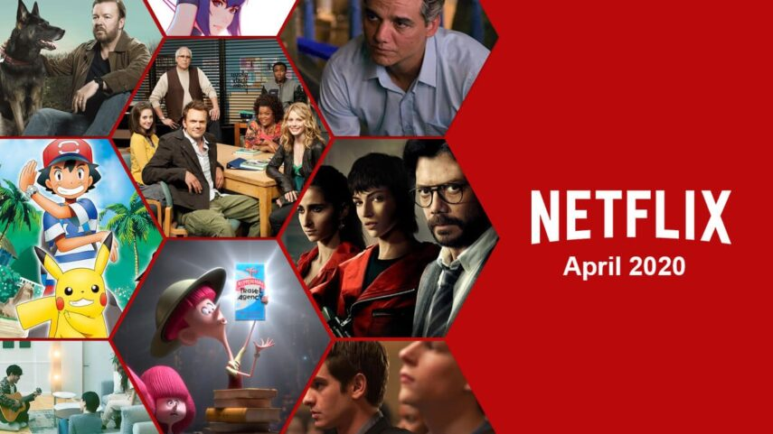 Netflix TV shows and movies